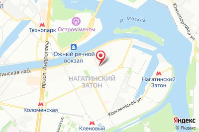 Москва, ул. Якорная, д. 7, к. 1