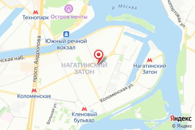 Москва, ул. Судостроительная, д. 32, стр. 1