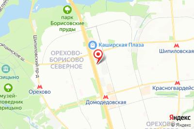 Москва, ш. Каширское, д. 61, к. 3, лит. А, пав- Ц1