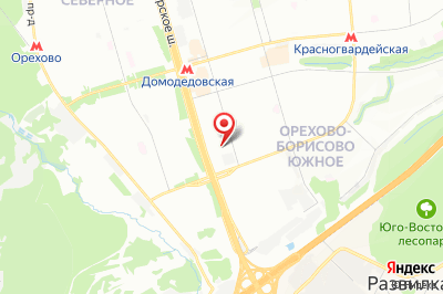 Москва, ул. Генерала Белова, д. 28, к. 2