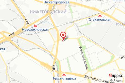 Москва, ул. Грайвороновская, д. 12, к. 1