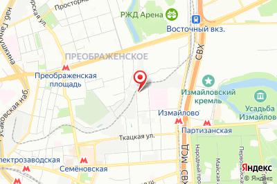 Москва, ул. Мироновская, д. 46/1
