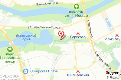 Москва, ул. Наташинская, д. 12