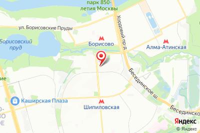 Москва, ул. Мусы Джалиля, д. 7, к. 1