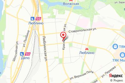 Москва, ул. Краснодонская, д.16, лит. А