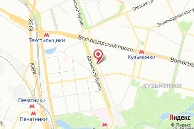 Москва, бул. Волжский, кв. 114 А, к. 6