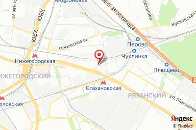 Москва, пер. Бронницкий, д. 1
