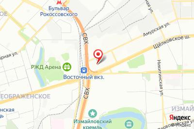 Москва, ш. Щелковское, д.3 стр 3 ТЦ Город Хобби