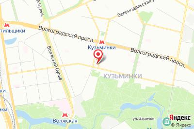 Москва, ул. Зеленодольская, д  44