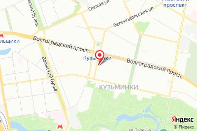 Москва, Зеленодольская улица, 41к1