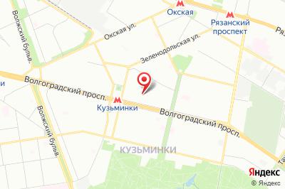 Москва, пр. Волгоградский, д. 135, стр. 3