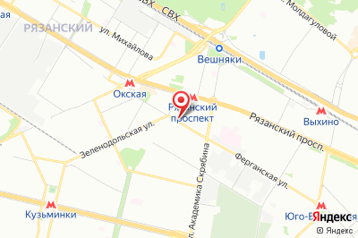 Москва, ул. 1-я Новокузьминская, д. 19