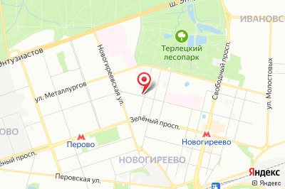 Москва, пр. Федеративный, д. 9, к. 1
