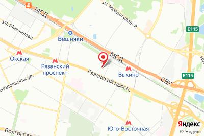 Москва, пр. Рязанский, д. 93, к.2