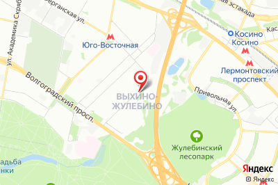 Москва, Ферганский проезд, 3к1