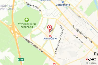 Москва, Авиаконструктора Миля улица, 7