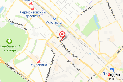 Москва, Люберцы, пр. Октябрьский, д. 51