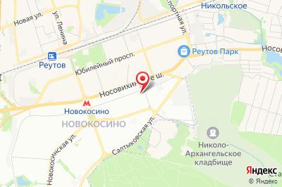 Москва, ул. Суздальская, д. 42