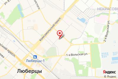 Москва, Люберцы, мкрн. Красная Горка, пр. Гагарина, д. 14