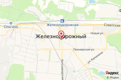 Москва, Железнодорожный