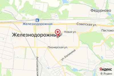 Москва, Железнодорожный , ул. Колхозная, д. 4