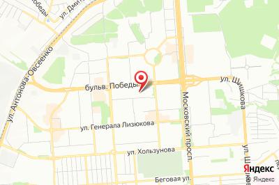 Воронеж, бул. Победы, д. 13