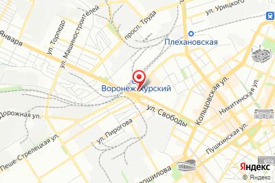 Воронеж, ул. 9 Января, д. 68, лит. З