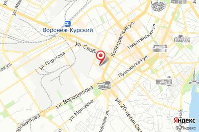 Воронеж, ул. Красноармейской, д. 62