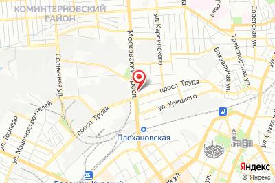 Воронеж, пр. Московский, д. 10