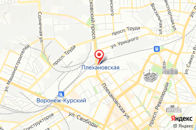 Воронеж, ул. Плехановская, д. 66, лит. Б