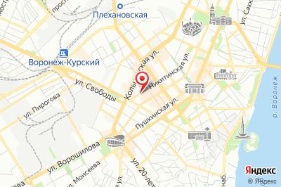 Воронеж, ул. Никитинская, д. 41