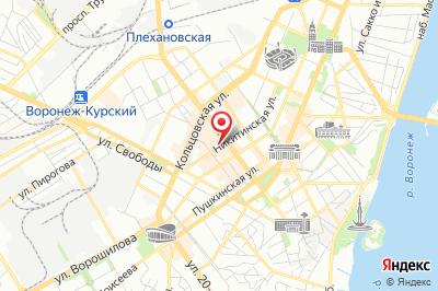 Воронеж, ул. Никитинская, д. 36