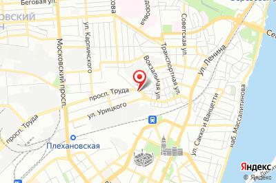 Воронеж, ул. Урицкого, д. 66А