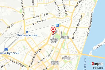 Воронеж, ул. Кольцовская, д. 9, лит. А