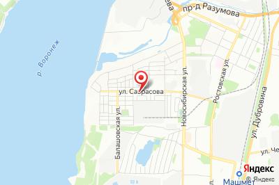 Воронеж, ул. Саврасова, д. 73