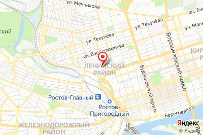 Ростов-на-Дону, пер. Гвардейский, д. 11Б