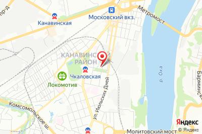 Нижний Новгород, ул. Вольская, д. 11