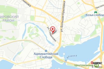 Казань, ул. Энгельса, д.7к3
