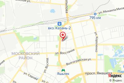 Казань, ул. Гагарина, д. 91