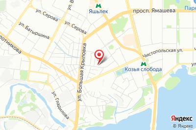 Казань, ул. Поперечно-Базарная, д. 59