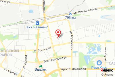 Казань, 20-й квартал, ул. Октябрьская, д. 13