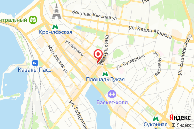 Казань, ул. Баумана, д. 51