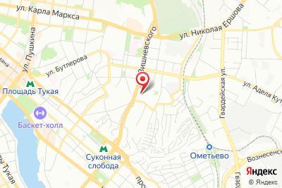 Казань, ул. Вишневского, д. 49, лит. Б