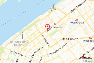 Самара, ул. Ново-Садовая, д. 5