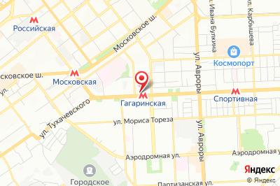 Самара,  ул. Гагарина, д. 32