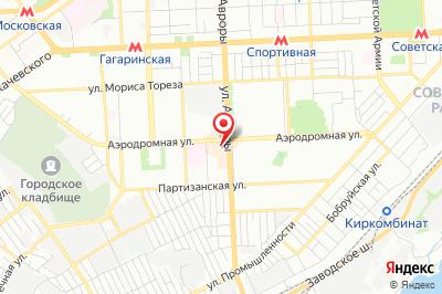 Самара, ул. Аэродромная, д. 47, к. а
