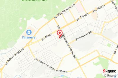 Пермь, ул. Беляева, д. 40, к. Г
