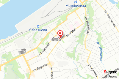Пермь, ул. КИМ, д. 64