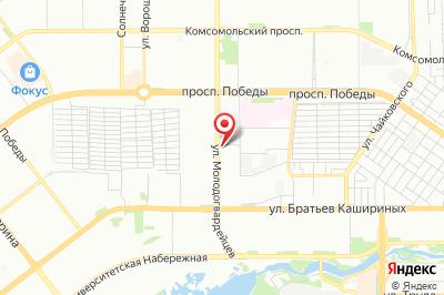 Челябинск, ул. Молодогвардейцев, д. 41, лит. г