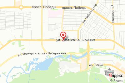 Челябинск, ул. Братьев Кашириных, д. 101